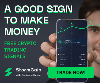 Stormgain offer